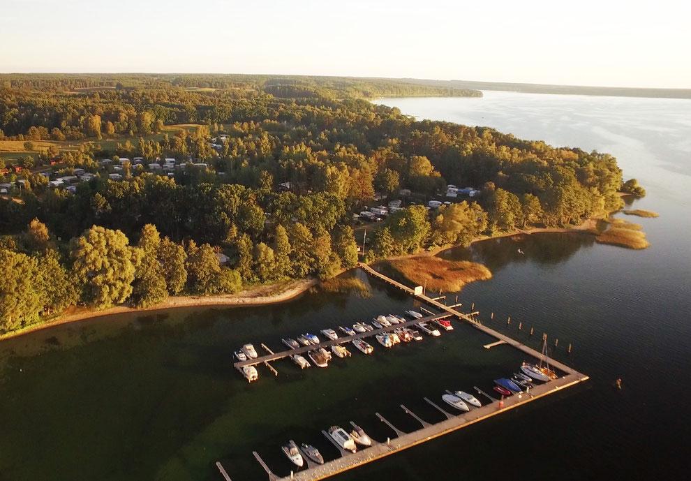 Fiskado - Angler Campingplatz Naturcamping Zwei Seen in Mecklenburg Vorpommern - Angeln-und-Urlaub.de - unkategorisiert