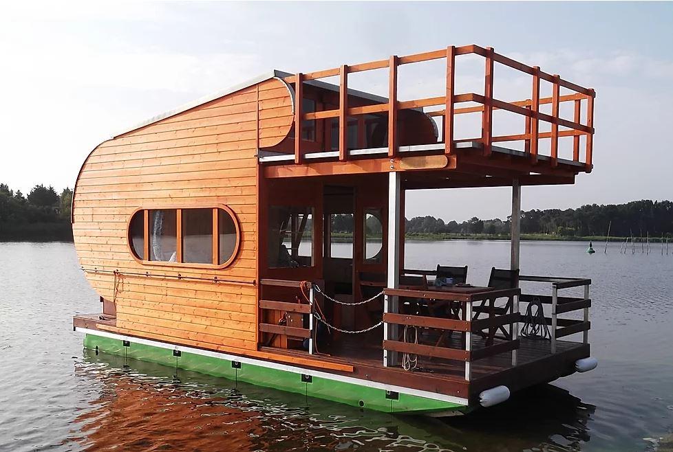 Fiskado - Extravaganter Angelurlaub Hausboot Henning in Henningsdorf - Angeln-und-Urlaub.de - unkategorisiert