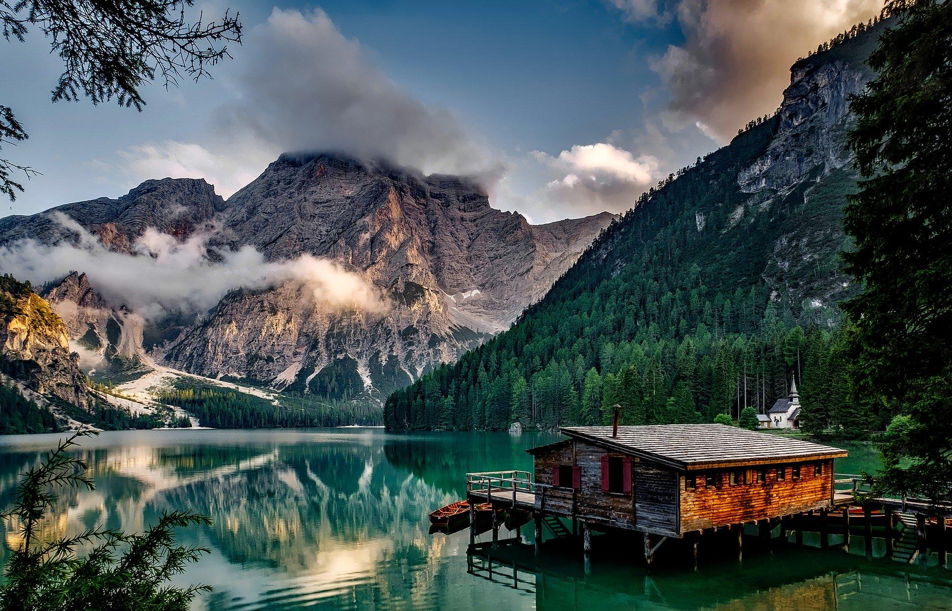 Fiskado - Traumhaus Anglerhütte am Bergsee - Angeln-und-Urlaub.de - unkategorisiert