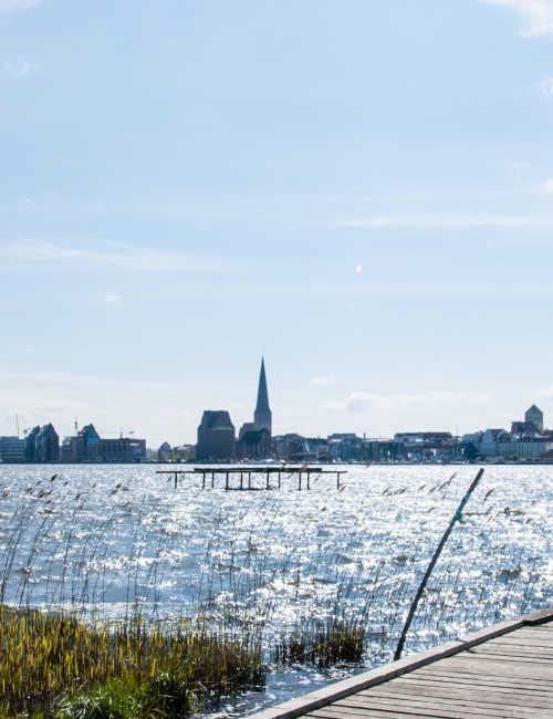 Angelkarten für die Rostocker Unterwarnow, den Breitling, Moorgraben und Radelsee online bei Fiskado kaufen
