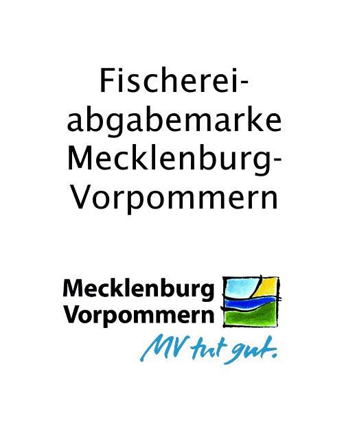 Fischereiabgabemarke für Mecklenburg-Vorpommern online kaufen bei Fiskado