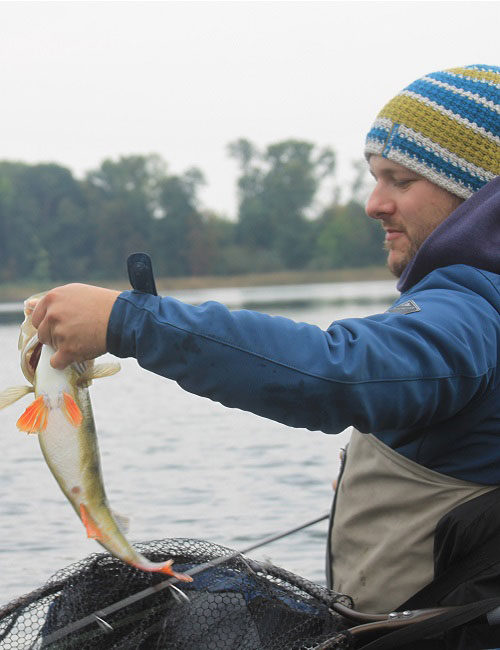 Green Guiding Raubfischguiding auf Barsch in Mecklenburg-Vorpommern