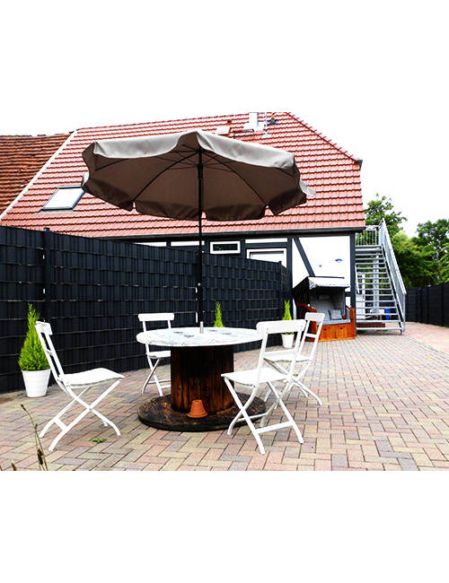 Fiskado - pension ostseeurlaub rostock terrasse - Pension Ostseeurlaub in Rostock - unterkunft, angelausflug