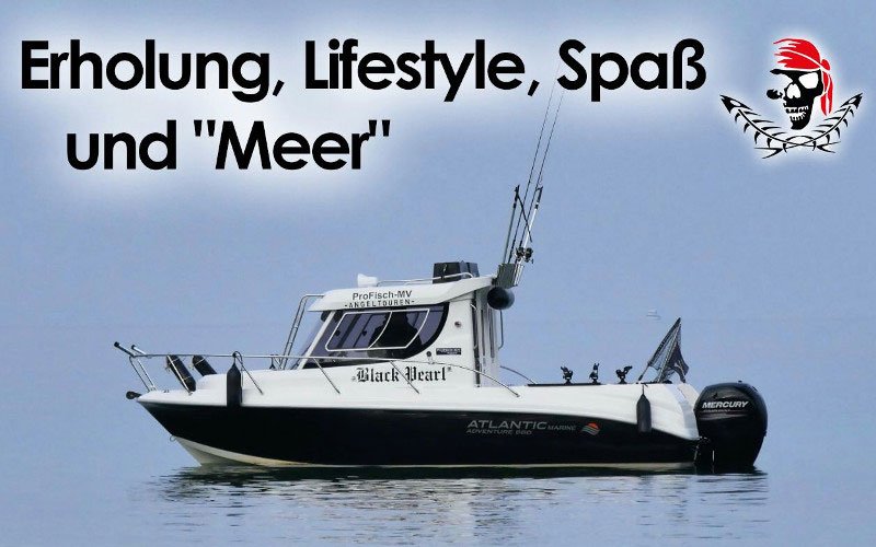 Angelguiding und Bootstouren mit ProFisch-MV aus Rostock