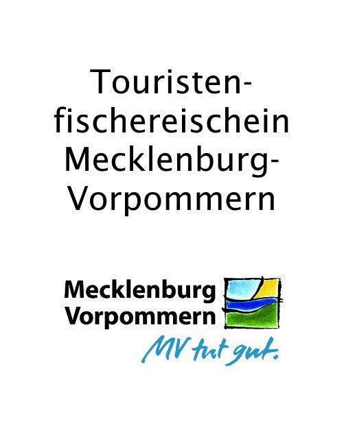 Touristenfischereischein MV online kaufen bei Fiskado